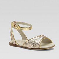 Gucci - Infant&#x27;s &amp; Toddler Girl&#x27;s Sparkle Sandals