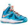 Nike Air Max Lebron X - Boys&#x27; Grade School at Foot Locker
