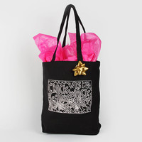 Keith Haring Crack Is Wack Tote
