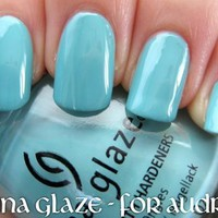 China Glaze For Audrey 625:Amazon:Health &amp; Personal Care