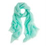 Soft Mint Linen scarf - scarves &amp; hats - Women&#x27;s accessories - J.Crew