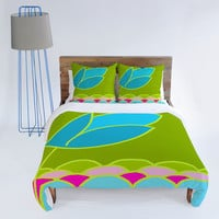 DENY Designs Home Accessories | Paula Ogier Tippi Duvet Cover