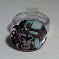 Comic Book 1.5&quot; Button// Batman