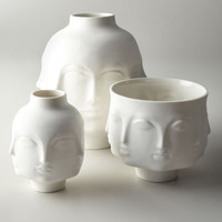 Jonathan Adler Dora Maar Vases &amp; Bowl