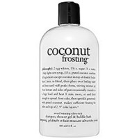 Philosophy Coconut Frosting Shampoo, Shower Gel & Bubble Bath: Body Cleanser | Sephora