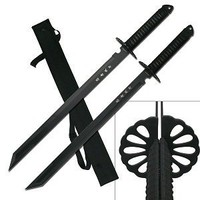 BladesUSA Hk-6183 Ninja Sword (28-Inch Overall):Amazon:Sports & Outdoors