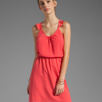 MM Couture by Miss Me Dress With Ruffle Strap in Berry from REVOLVEclothing.com