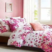 Colormate- -Ariana Mini Comforter Set-Bed & Bath-Decorative Bedding-Comforters & Sets