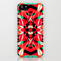 Mix #341 iPhone &amp; iPod Case by Ornaart