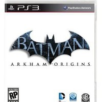 Amazon.com: Batman: Arkham Origins: Playstation 3: Video Games