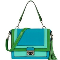Adler Colorblock Shoulder Bag:Amazon:Clothing