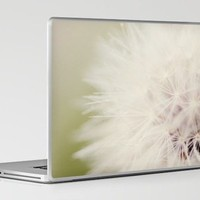 Dandelion Dreams Laptop & iPad Skin by Erin Johnson | Society6