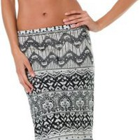 BILLABONG FOR THE LUV MAXI SKIRT | Swell.com