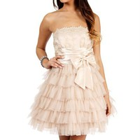 Betsy-Blush Prom Dresses
