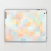 Re-Created Colored Squares No. 33 Laptop &amp; iPad Skin by Robert Lee
