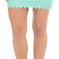 Payten (Mint)-Great Glam is the web's best online shop for trendy club styles, fashionable party dresses and dress wear, super hot clubbing clothing, stylish going out shirts, partying clothes, super cute and sexy club fashions, halter and tube tops, bell