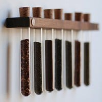Tube Spice Rack | The Gadget Flow