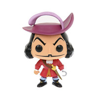 Disney Pop! Series 3 Captain Hook Vinyl Figure | Hot Topic