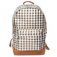 Damier Canvas Backpack