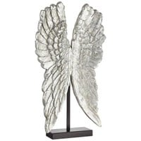 Angel Wings Sculpture - #V5904 | LampsPlus.com