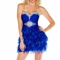 Mac Duggal 61294B Dress - MissesDressy.com