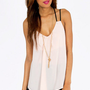 Run Down Strappy Top $30