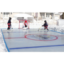 The Personalized Backyard Ice Rink - Hammacher Schlemmer