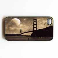 Iphone Case Goodnight SF San Francisco by SSCphotographycases