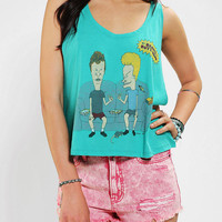Junk Food Beavis &amp; Butthead Tank Top