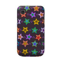 Groovy star pattern samsung galaxy s cover from inspirationzstore