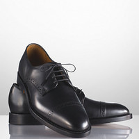 Slaton Calf Cap-Toe Shoe