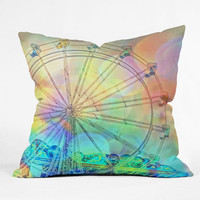DENY Designs Home Accessories | Lisa Argyropoulos The Dream Weaver Outdoor Throw Pillow