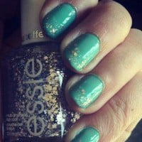 ombre nails | SHOPEXCESSBAGGAGE | Exblog