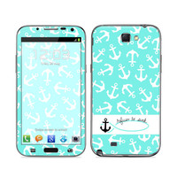 Samsung Galaxy Note II Skin - Refuse to Sink by Brooke Boothe