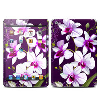 Apple iPad Mini Skin - Violet Worlds by Kate Knight