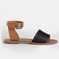 All About You Leather Sandals - $53.00 : ThreadSence, Women's Indie & Bohemian Clothing, Dresses, & Accessories
