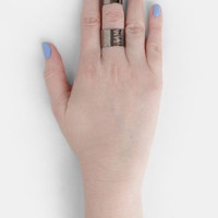 Sienna Stacking Ring Set - $16.00 : ThreadSence, Women's Indie & Bohemian Clothing, Dresses, & Accessories