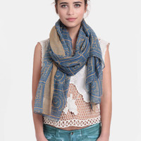 With The Band Scarf - $16.00 : ThreadSence, Women's Indie & Bohemian Clothing, Dresses, & Accessories
