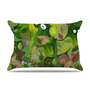 "Marianna Tankelevich ""Jungle"" Pillow Case 