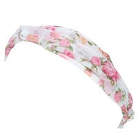 Garden Floral Headwrap | Shop Accessories at Wet Seal