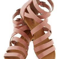 Sunset Sky Sandal