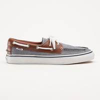 Oxford Leather Zapato Del Barco
