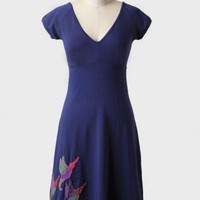 Hummingbird Meadow Dress By Synergy at ShopRuche.com