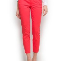 Amazon.com: Mango Women&#x27;s Suit Slim Trousers: Clothing