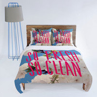 Leah Flores So Fresh So Clean | DENY Designs Home Accessories