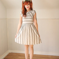Arrow Dress by Dear Creatures