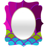 DENY Designs Home Accessories | Paula Ogier High Seas Quatrefoil Mirror