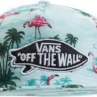 VANS PINK FLAMINGO TRUCKER HAT | Swell.com