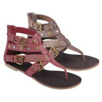 Brinley Co Womens T-strap Gladiator Sandals:Amazon:Shoes