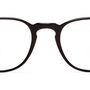 Downing Revolver Black - Optical - Men | Warby Parker
